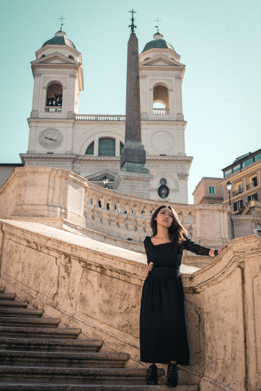 tips and tricks Rome Spanish steps