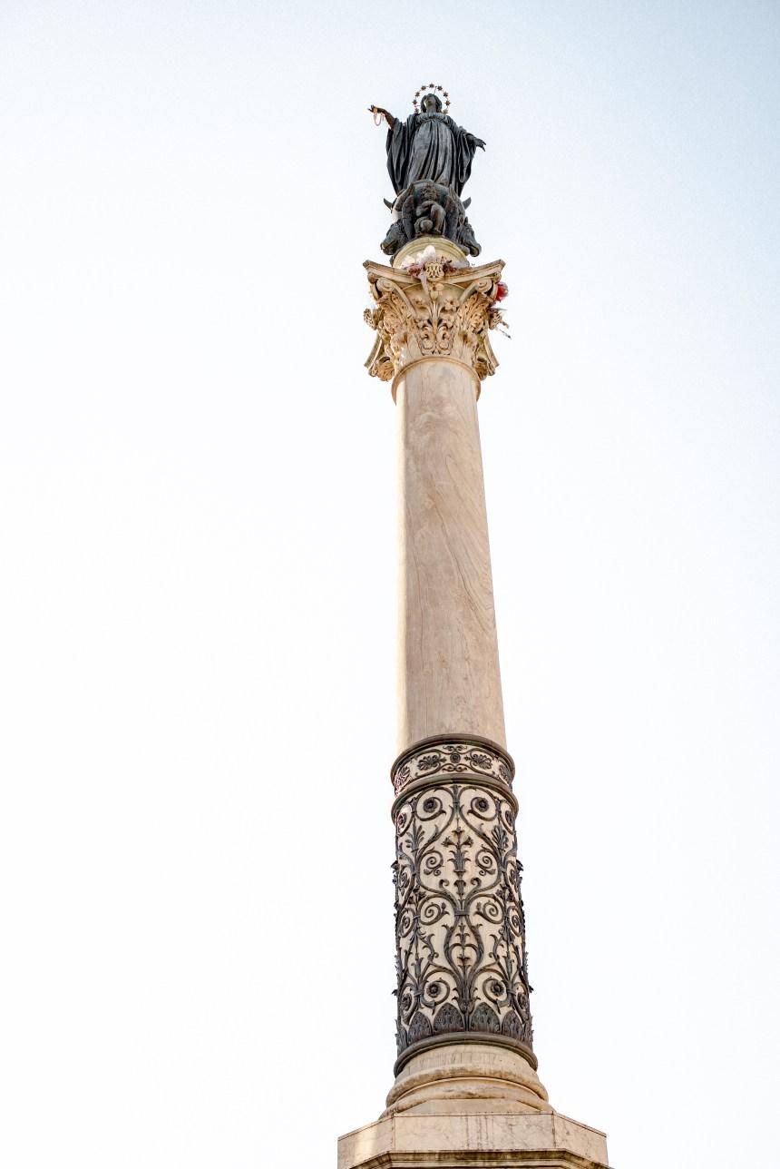 Piazza di Spagna SPANISH steps Rome trip guide where to go in Rome
