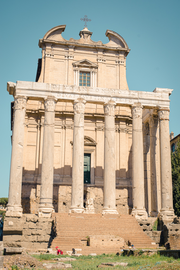 Basilica Roman forum