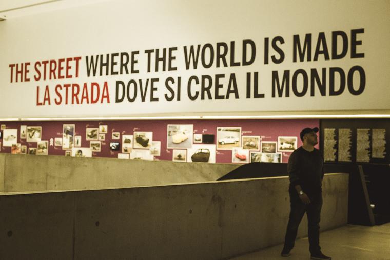 MAXXI modern art museum ROME