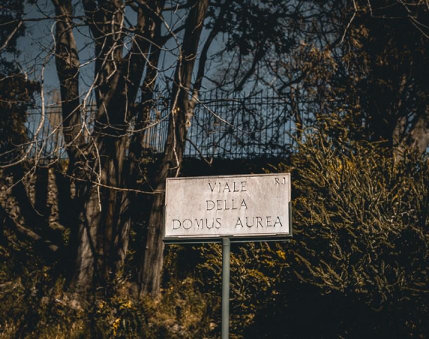 visit Domus Aurea tips