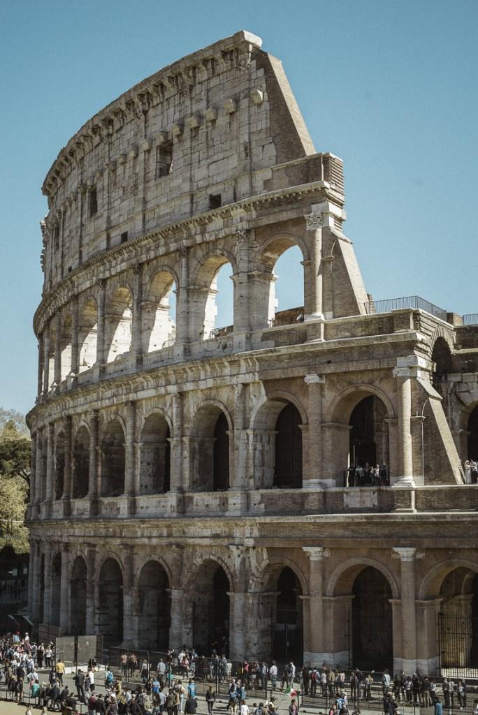 Colosseum tips