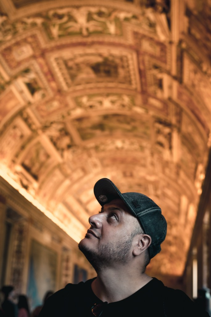 Vatican-museum-experience-most photogenic places in Rome