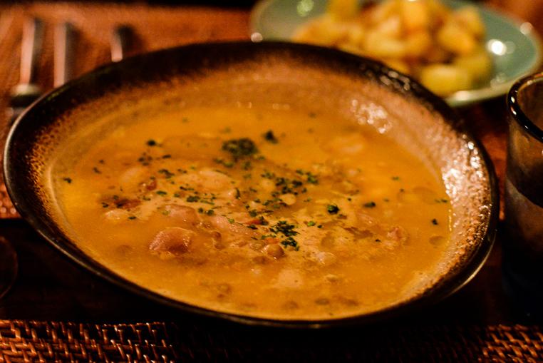 La Vecchia Locanda rome soup recommend