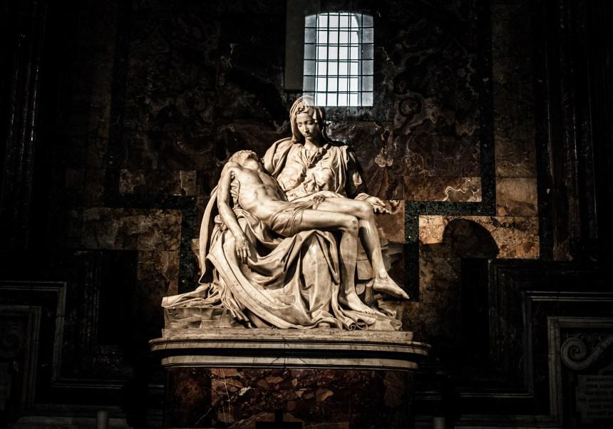St Peter's Basilica Rome Pieta