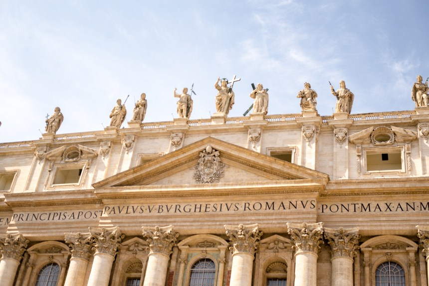 Vatican experience travel guide-Rome 6-day trip itinerary