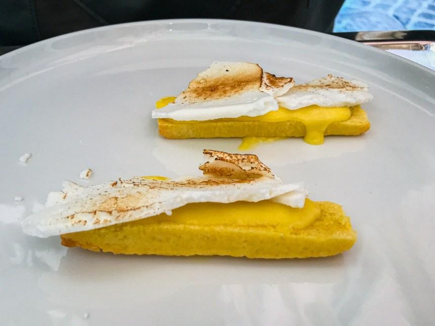 Tartufi & Friends modern dessert Rome recommend