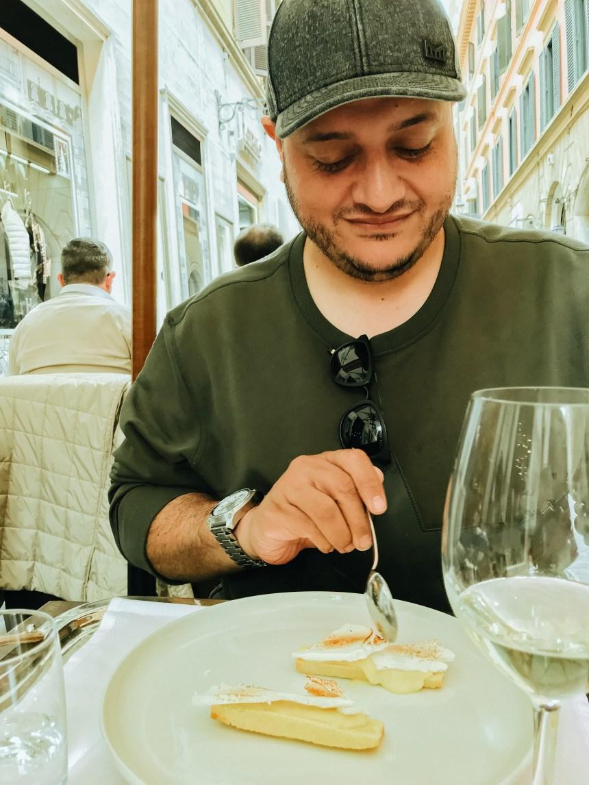 Tartufi & Friends nice dining place Rome
