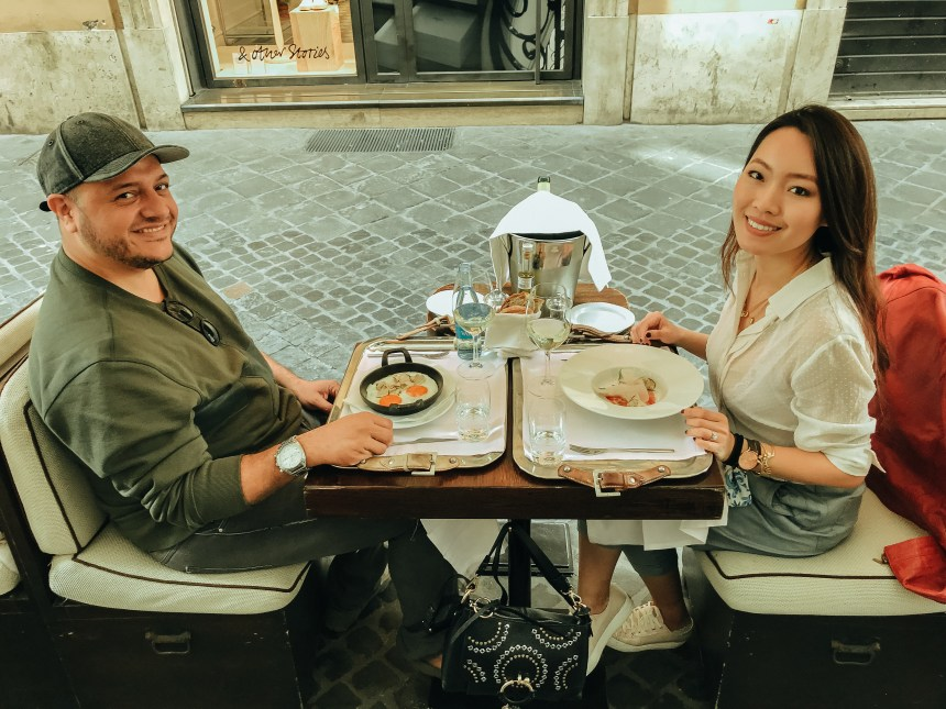 enjoy truffle松露餐廳推薦羅馬