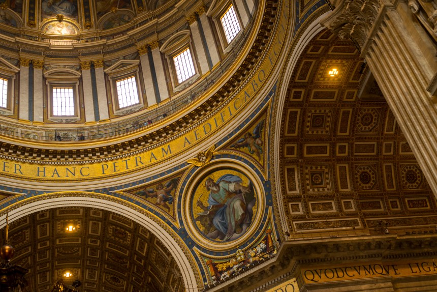 the church of the world Vatican city