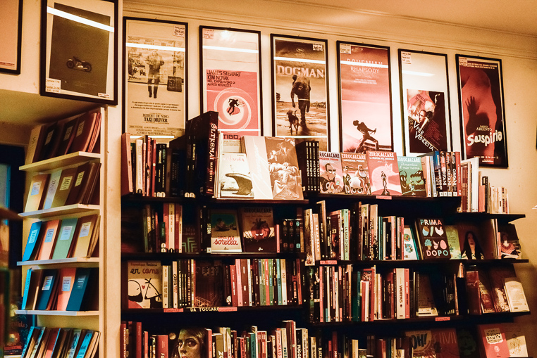 Altroquando bookstore Rome center book store