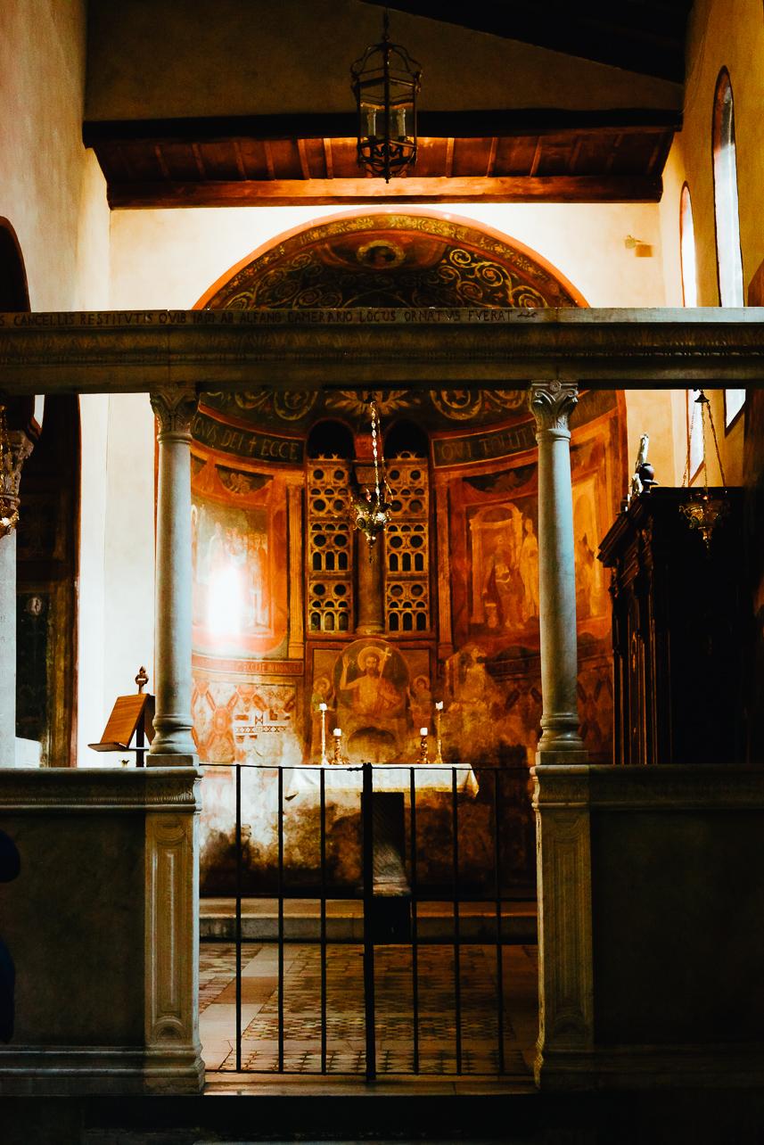 Santa Maria in Cosmedin Rome church