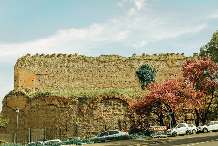 Terme di Caracalla 羅馬浴場
