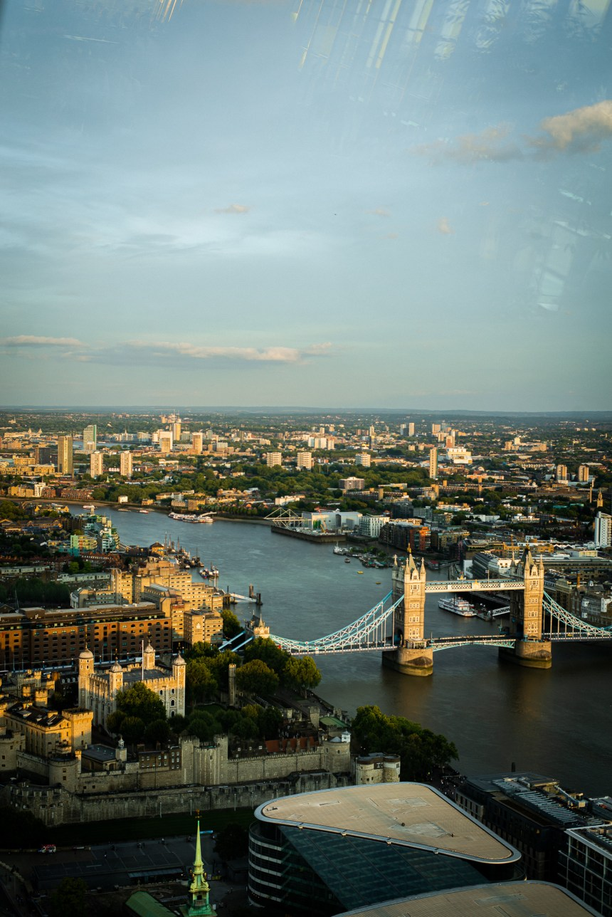 Sky Garden recommend place to go London