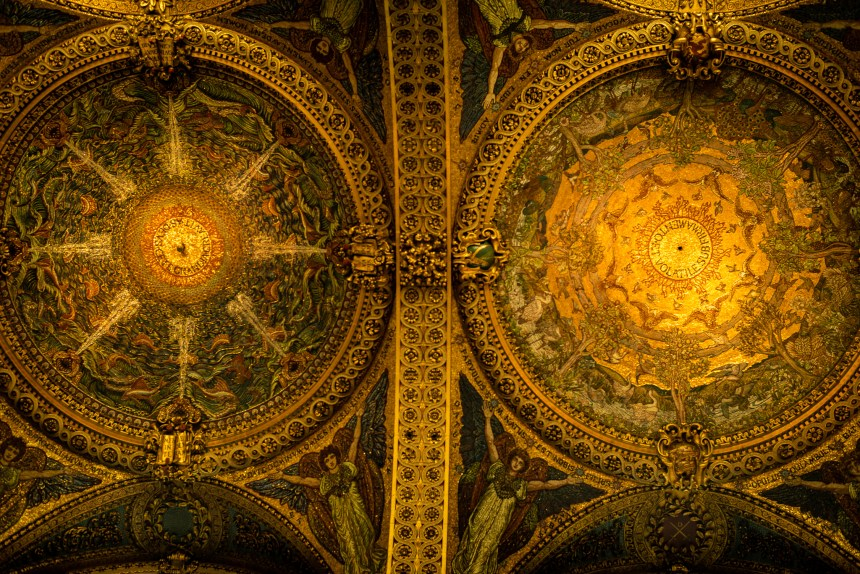 ceiling St. Paul's Cathedral