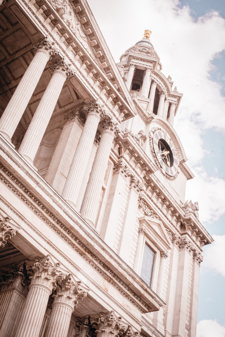 tourist attraction St. Paul's Cathedral guide