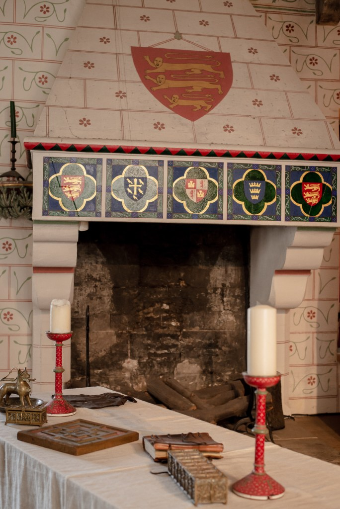 medieval time table Tower of London