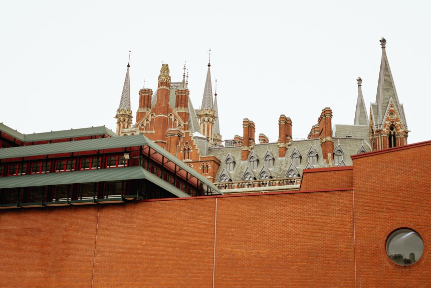 British library outlook