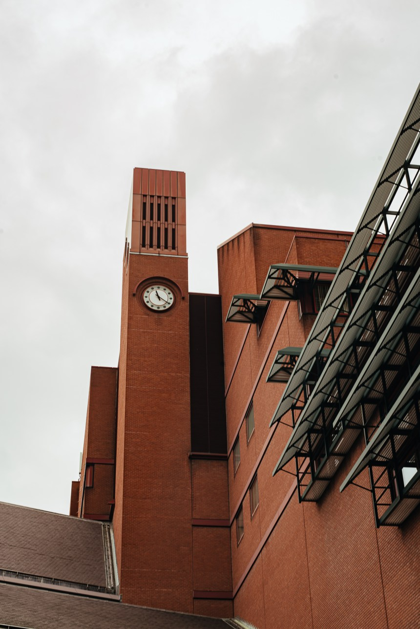 British Library experience