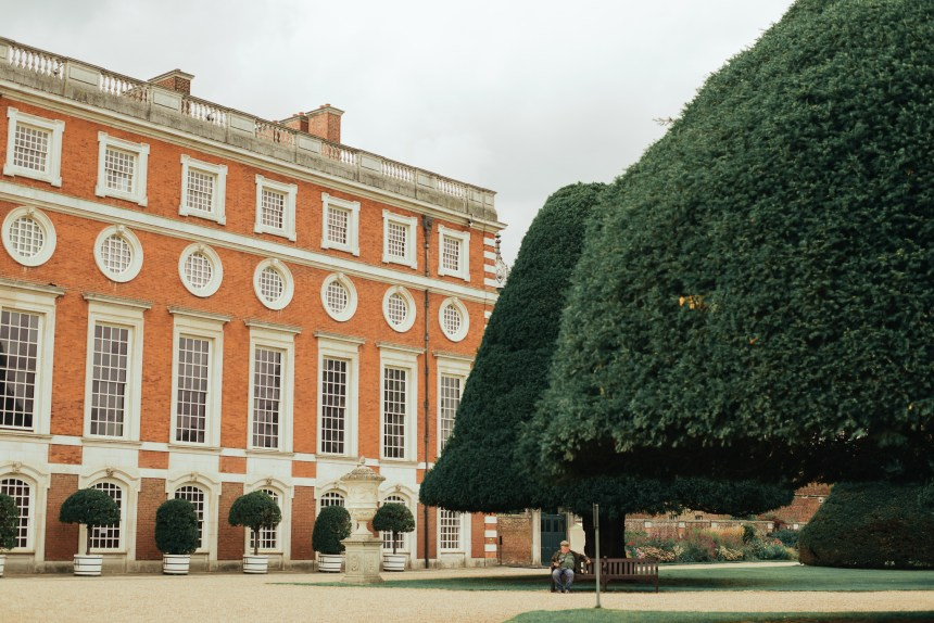 Hampton Court Palace  London what to see
