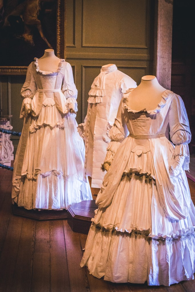 Hampton Court Palace trip experience
