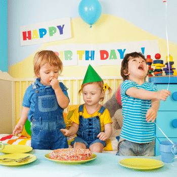 Simply 5: Let them eat cake (And make a mess of it too)