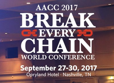 AACC Break Every Chain World Conference