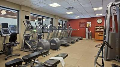 DoubleTree Workout Room
