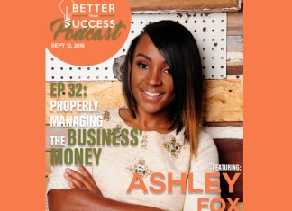 Financial Coach Ashley Fox Talks Properly Managing The Business' Money