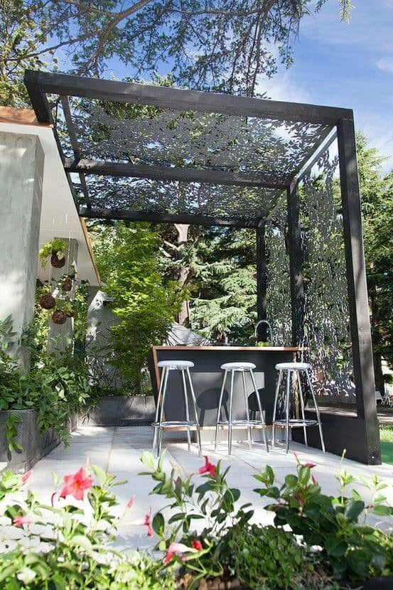 31 Modern And Unique Pergola Designs You Ll Want To Copy