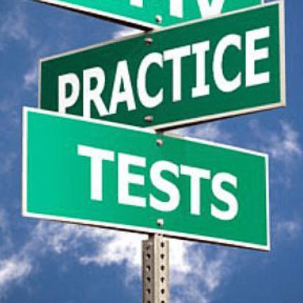 TOEFL iBT practice test