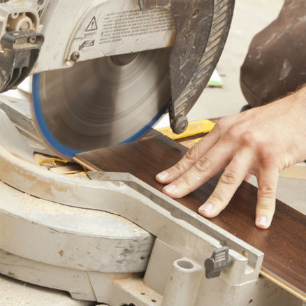 Table Saw Or Miter Saw For Flooring