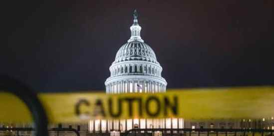 government shut down