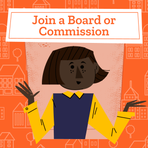 Join a Board or Commission