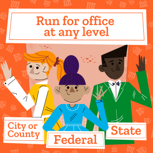 Run for Office at Any Level