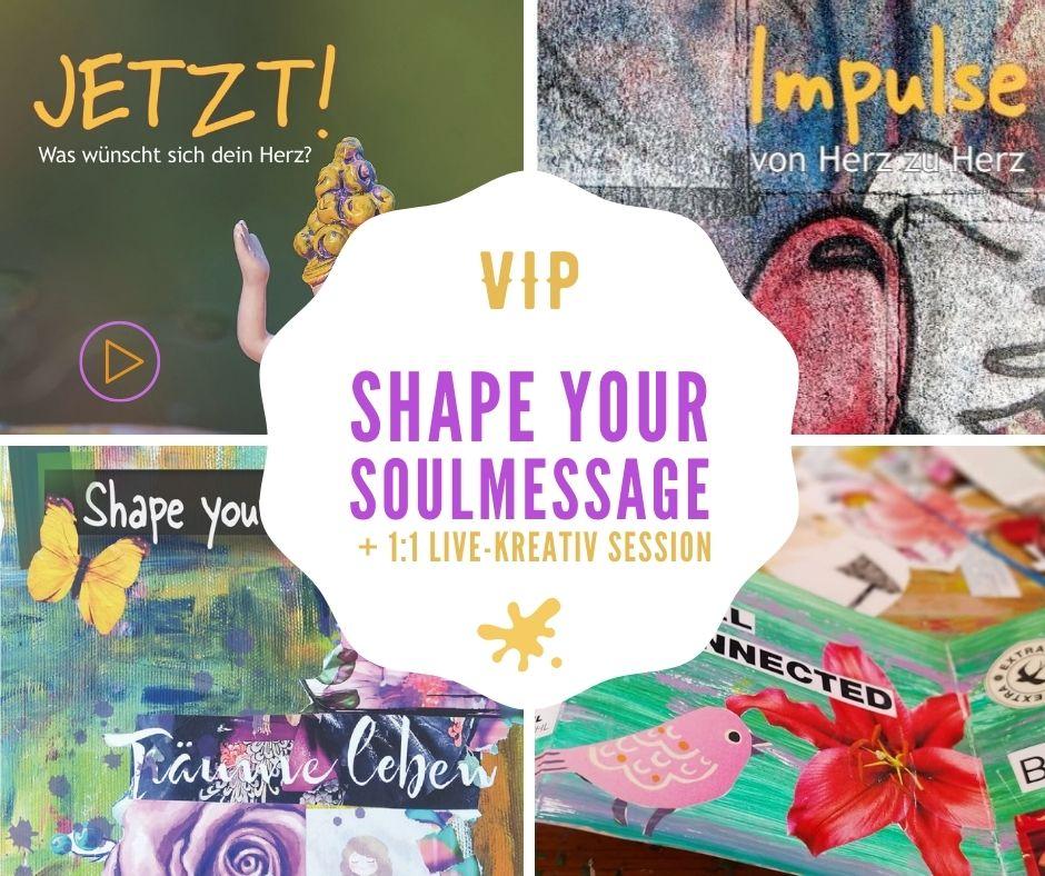VIP Shape your Soul TITEL (1)