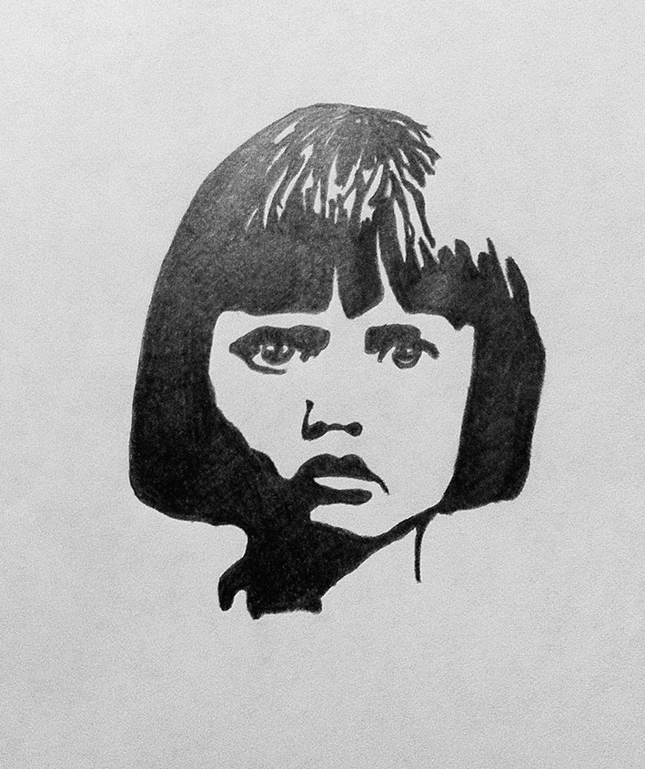 girl-portrait-2tone