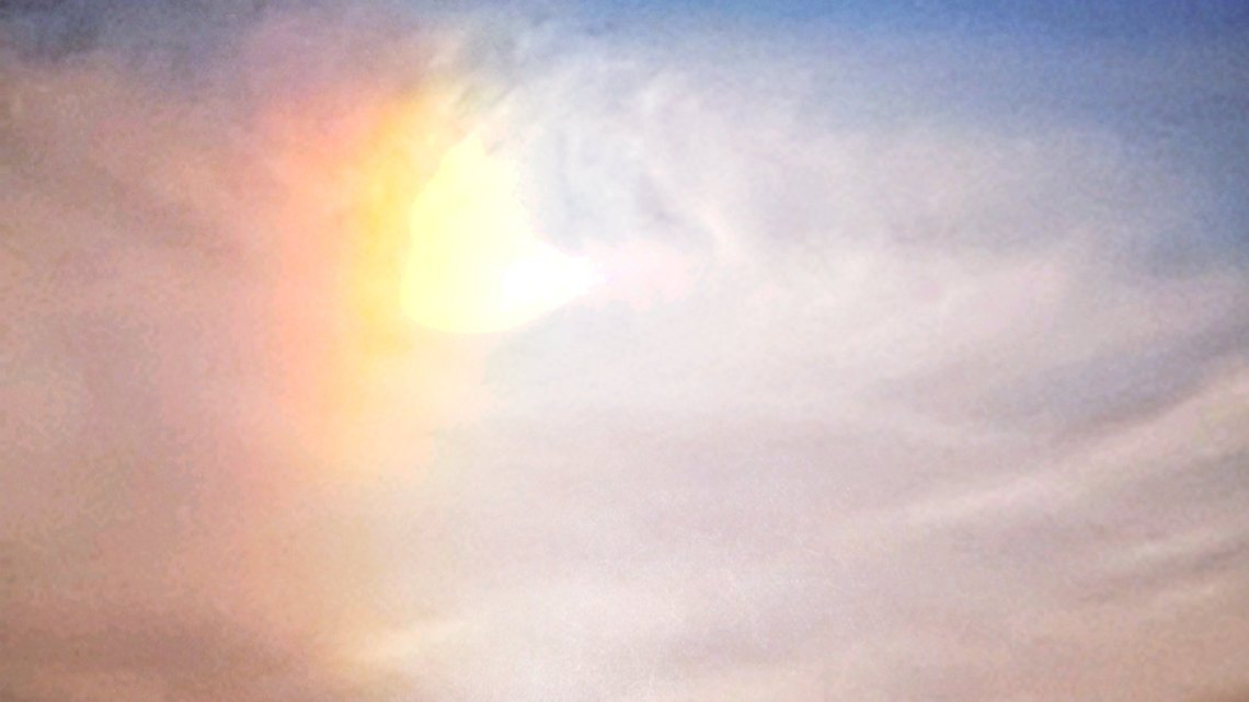 Im Licht des Regenbogens