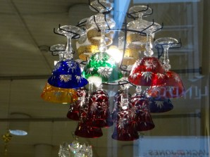Okay so now I also want a martini glass chandelier!