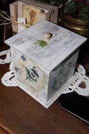 Pudełko retro