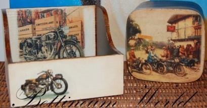 Komplet motocyklisty