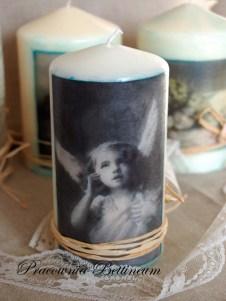 Anielskie świeczki