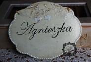 Szyld Agnieszka