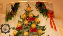 Świąteczny lampion