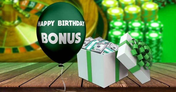 Wazobet BDay Bonus