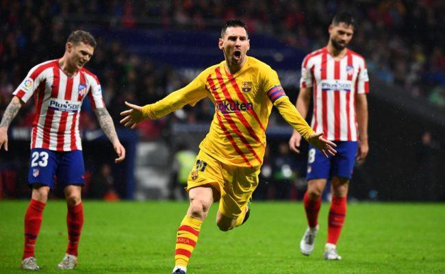 Barcelona Vs Atletico Madrid Soccer Betting Predictions