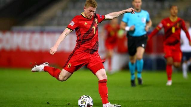 Apuestas Liga de Naciones: Dinamarca le quiere robar la Final Four a Bélgica