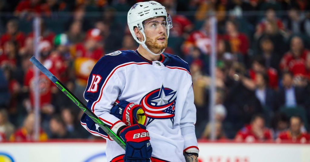 Blue Jackets sign Dubois to two-year extension