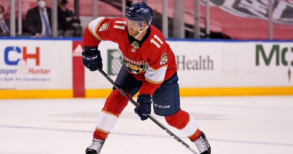 PROGRAMMING ALERT: Florida Panthers vs. Detroit Red Wings channel listings