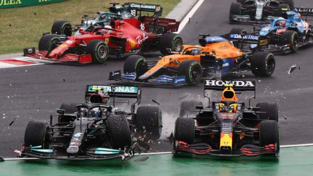 Formula 1 on the BBC: Belgian Grand Prix radio & online coverage details